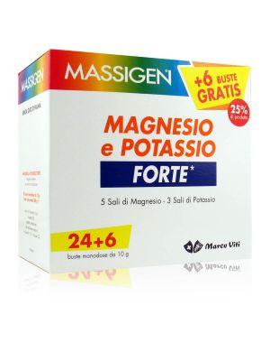 Massigen Magnesio e Potassio Forte