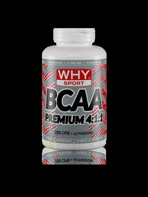 Why Sport BCAA Premium + B6