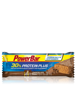 Power Bar Protein Plus 30% Gusto Cioccolato