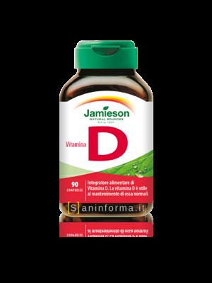 Jamieson Vitamina D3