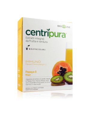 Bios Line Centripura Immuno Papaya e Kiwi