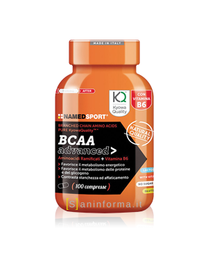 Named Sport BCAA Avanced
