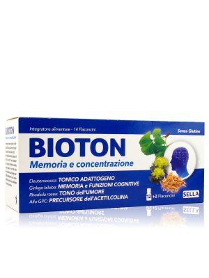 Bioton Memoria e Concentrazione