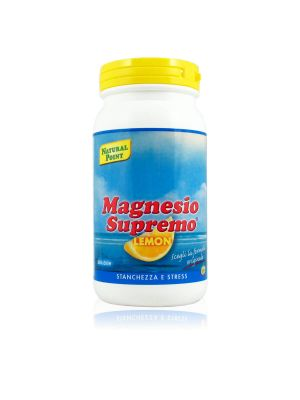 Magnesio Supremo Lemon