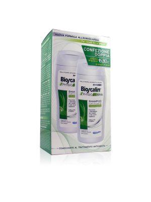 Bioscalin Physiogenina Duo Shampoo Fortificante Volumizzante