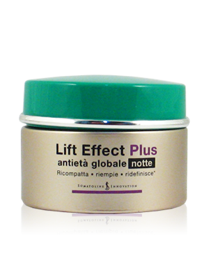 Somatoline Lift Effect Plus Crema Anti-età Globale Notte