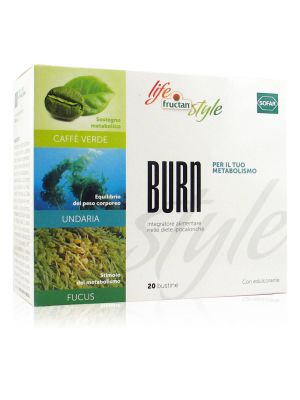 Fructan Style Burn Integratore