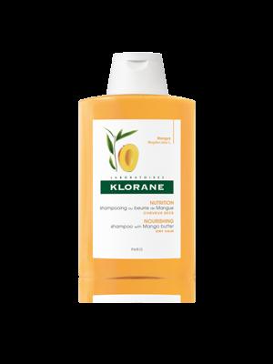 Klorane Shampoo Nutritivo al Burro di Mango