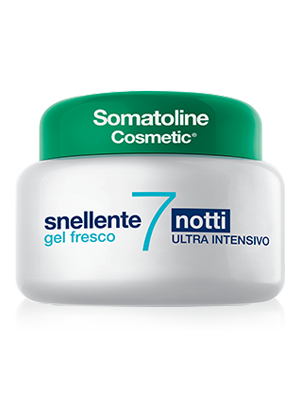 Somatoline Cosmetic Snellente 7 Notti Gel Fresco Ultra Intensivo