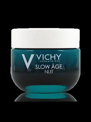 Vichy Slow Age Notte Crema e Maschera