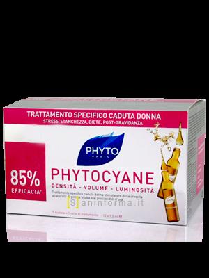Phytocyane Trattamento Caduta Donna 1 mese