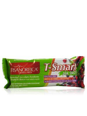 Tisanoreica T-Smart Cioccolato Fondente e Frutti di Bosco