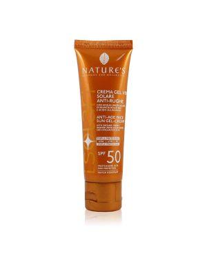 Nature's i Solari Crema Viso Anti Age SPF50