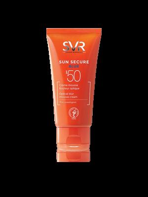 Svr Sun Secure Crema Mousse Blur Spf50