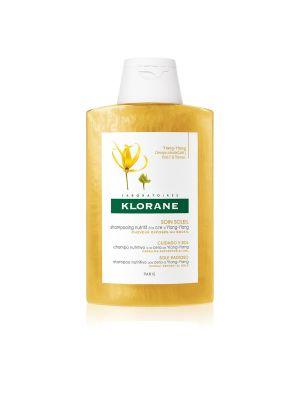 Klorane Shampoo alla Cera di Ylang Ylang