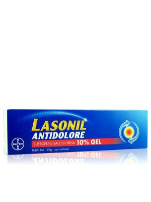 Lasonil Antidolore Gel 120 g