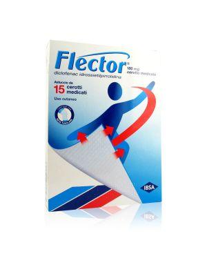 Flector 180 Mg 15 Cerotti Medicati