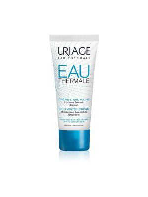 Uriage Eau Thermale Crema Ricca All'Acqua