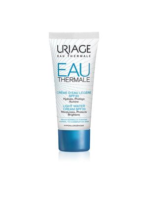 Uriage Eau Thermale Crema Leggera All'Acqua SPF20