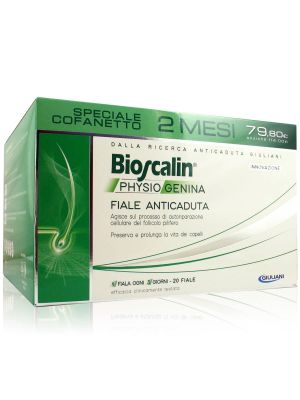 Bioscalin Physiogenina Duo Fiale Anticaduta