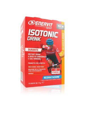 Enervit Sport Isotonic Drink con Succo di Arancia