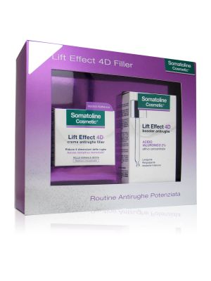Somatoline Lift Effect 4D Filler Duo Routine Antirughe Potenziata