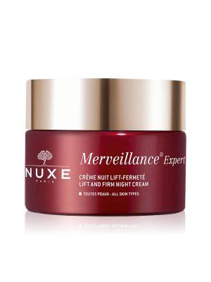 Nuxe Merveillance Expert Crema Notte Effetto Levigante-Rassodante