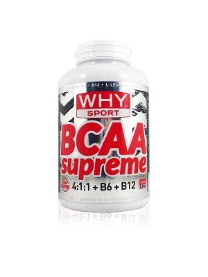 Why Sport BCAA Supreme + B6 + B12