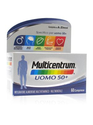 Multicentrum uomo 50+ Maxi