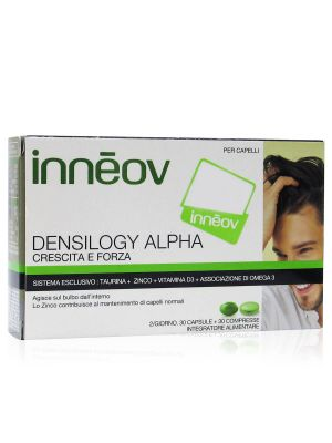 Inneov Densiology Alpha Capelli Uomo
