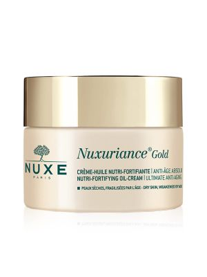 Nuxe Nuxuriance Gold Crema-Olio Nutri-Fortificante
