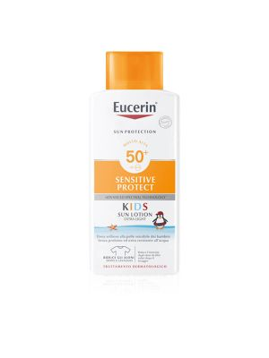 Eucerin Sun Sensitive Protect Kids Latte