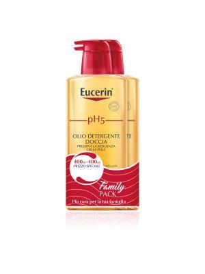 Eucerin pH5 Olio Detergente Doccia Maxi Duo