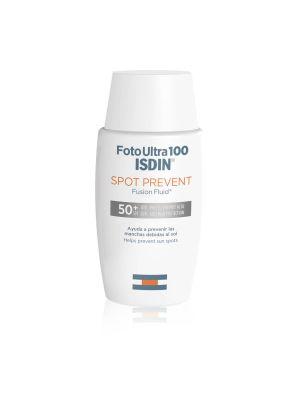 Foto Ultra 100 ISDIN Macchie Solari SPF100+ Reale