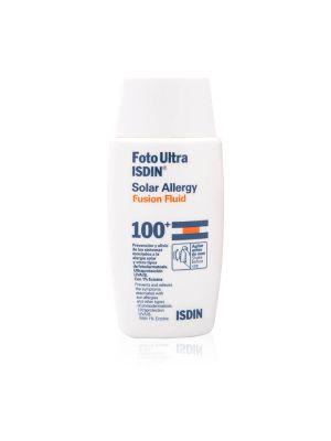 Foto Ultra ISDIN Allergie Solari SPF100+