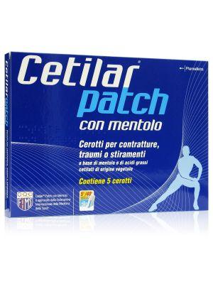 Cetilar Patch Cerotti con Mentolo