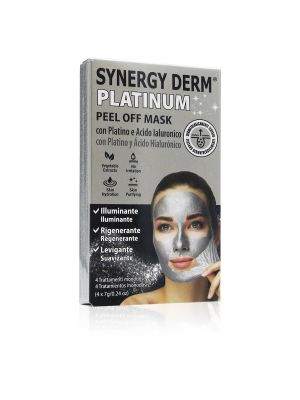 Synergy Derm Platinum Peel Off Maschera