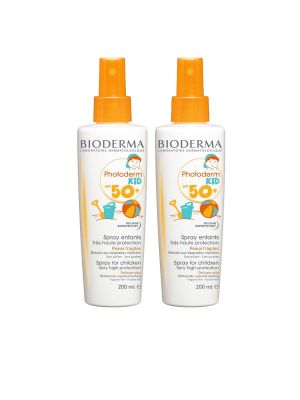 Bioderma Photoderm Kid Duo Spray per Bambini Spf50+