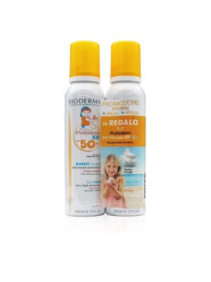 Bioderma Photoderm Kid Duo Mousse Solaire SPF50+