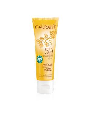 Caudalie Solaire Crema Solare Viso Anti-rughe SPF50