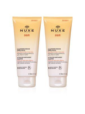Nuxe Sun Shampoo Doccia Doposole Duo