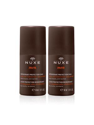 Nuxe Men Duo Deodorante Roll-On Protezione 24h