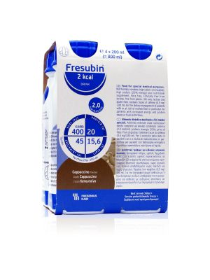 Fresubin Protein 2 Kcal Drink Gusto Cappuccino