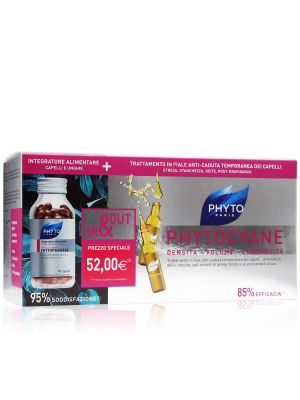Phytocyane Duo In & Out Fiale + Compresse