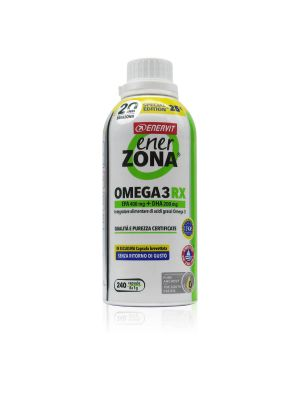 EnerZona Omega 3 RX Olio di Pesce 1gr Maxi Offerta Special Edition