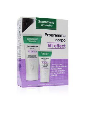 Somatoline Cosmetic Lift Effect Duo Programma Rassodante Corpo