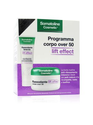 Somatoline Cosmetic Lift Effect Duo Programma Corpo Over 50