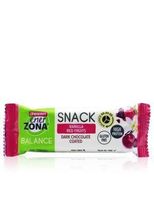 Enerzona Balance Snack Vaniglia e Frutti Rossi Cioccolato Fondente