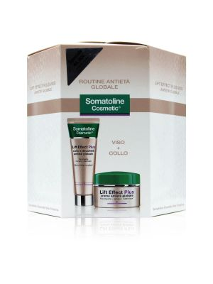 Somatoline Cosmetic Coffret Lift Effect Plus Viso e Collo