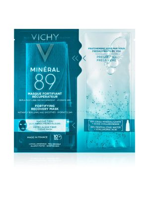 Vichy Mineral 89 Maschera Fortificante Riparatrice